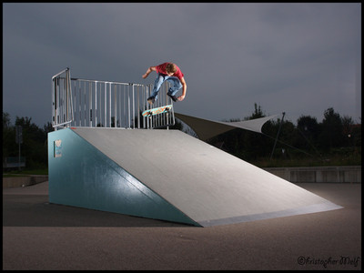 Bs Heelflip - Marvin